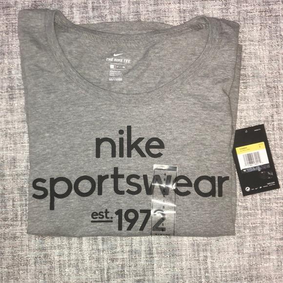 "NSW Tee 72 ""Nike Sportswear est. 1972"" NWT"